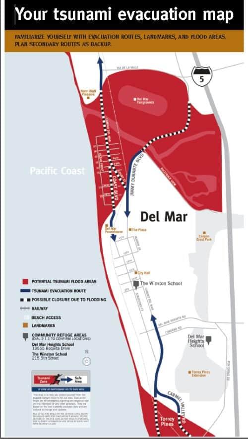 Del Mar tsunami