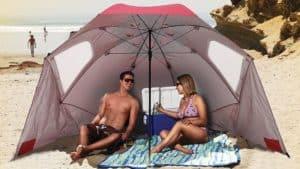 beach- umbrella